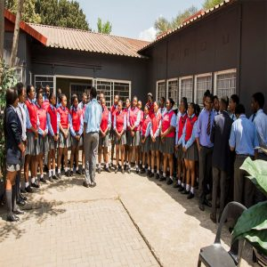 High School Choir 2019