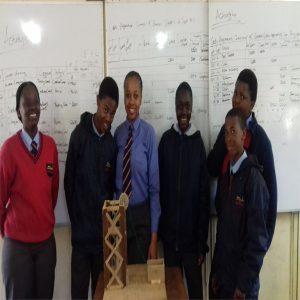 High School Projects Mine Shaft 2018