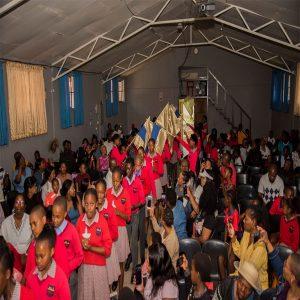 13 March 2020 Senior Primary Prefect Inauguration