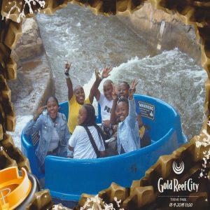 Grade 7 Farewell Gold Reef City 2019